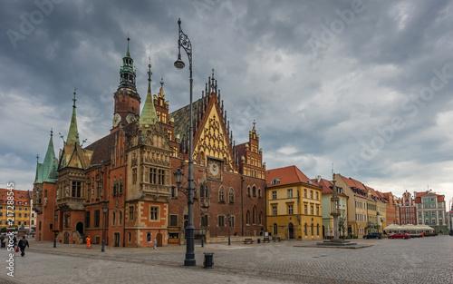 Wrocław - Ratusz Staromiejski