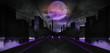 Night city, neon light. - 217344101