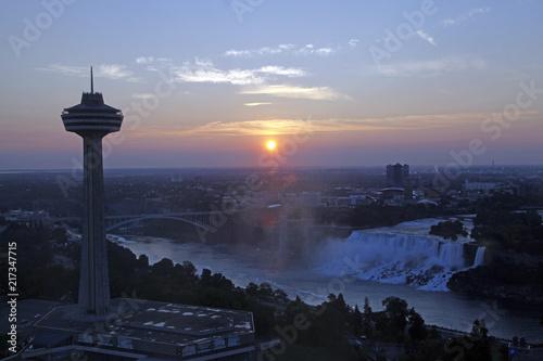 Canvas Toronto Niagara Falls