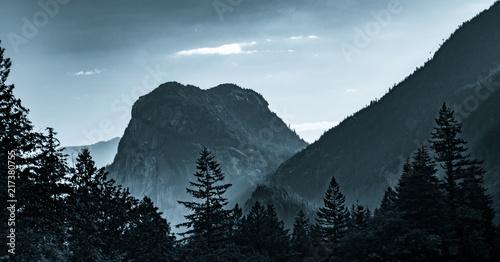 Foto Murales Peak View