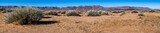 Gebirgsplateau in Namibia
