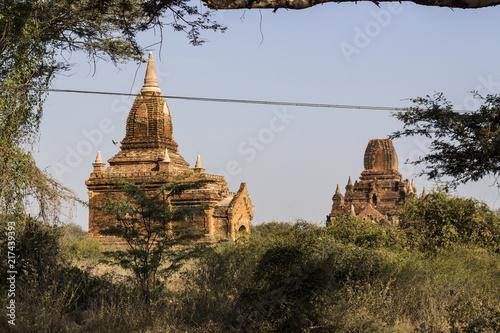 Plexiglas Thailand Myanmar, Bagan