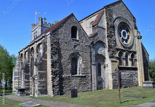 Waltham Abby, England