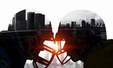 American football game . Mixed media - 217456155