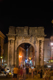 Ancient Roman triumphal Arch of the Sergii - 217462533