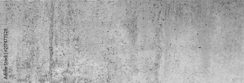 Foto Spatwand Betonbehang Textur einer grauen, typisch strukturieren Sichtbeton-Wand in XXL als moderner Hintergrund