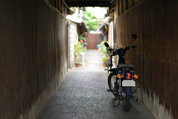 京町屋  路地 © oliver0723