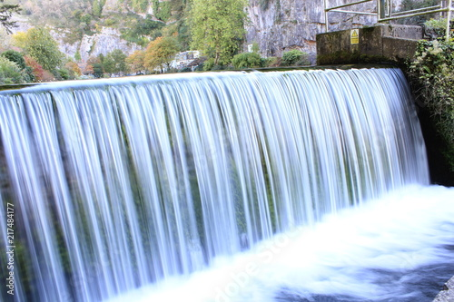 Waterfall background - 217484177