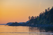 Shoreline of Salt Spring Island, British Columbia, Canada