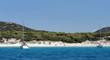 Quadro Saleccia beach in Corsica