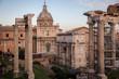 Quadro Structures of Rome
