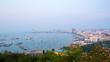 The most beautiful Viewpoint Pattaya Beach in Pattaya city Chonburi,Thailand. - 217543369