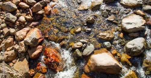 Plexiglas Rio de Janeiro Rio e rochas