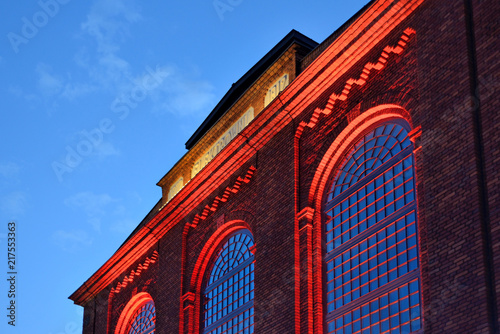 Zdjęcia na płótnie, fototapety na wymiar, obrazy na ścianę : Manufaktura- Łódź, Polska
