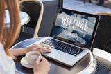webinar online, internet education concept - 217569508
