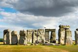 Stonehenge, england, UK in summer - 217572977