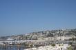 Quadro Naples, Italy - July 25, 2018 : View of Mergellina beach