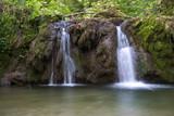 Bach mit Wasserfall