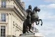 Statue équestre
