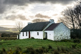 Rural Irish Cottage - 217605712