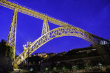 Dom Luis Bridge - Porto - Portugal