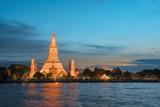 Wat Arun, Bangkok, Thailand - 217622792