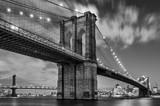 Brooklyn Bridge and Clouds, Study 1 - 217632301