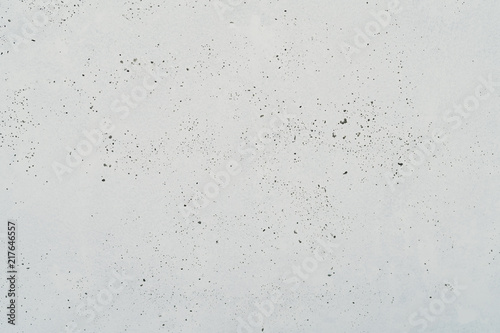 In de dag Betonbehang texture of concrete surface painted in white