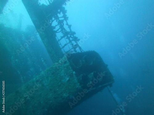 Aluminium Schipbreuk Mysterious world of sunken ships #4