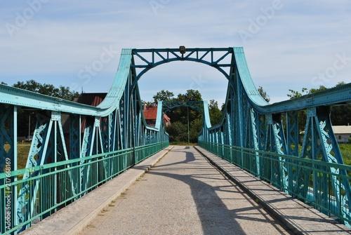 Naklejka Most żelazny