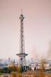 Funkturm zu Berlin / Betrachtung vom Drachenberg
