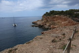 Punta Galera Beach, Ibiza