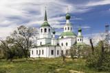Orthodox church of Holy Trinity in Ulan-Ude, Buryatia