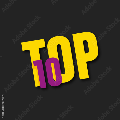 Fototapeta Top 10