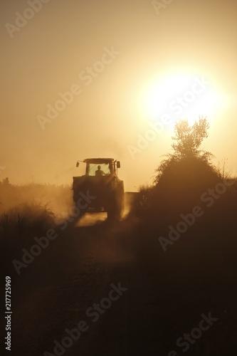 Canvas Trekker Tractor