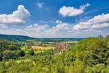 Sommer in der Fränkischen Schweiz bei Weingarts