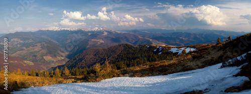 Carpathians. Ukraine - 217738309