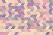 Shape of rectangle strip, abstract geometric background pattern. Details, wallpaper, color & template.