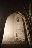 Arco di un-antico castello - 217745527