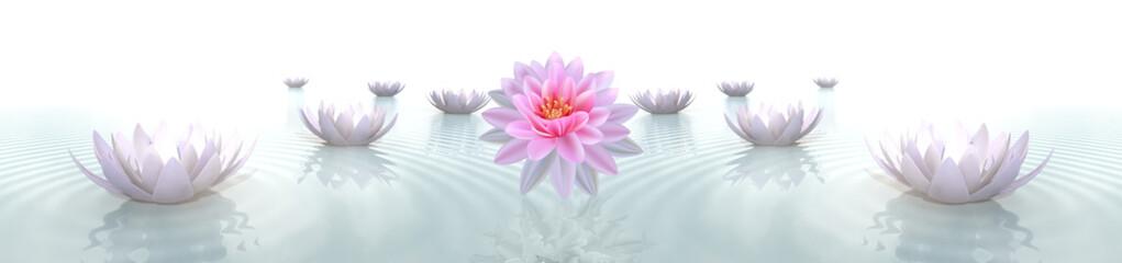 Suyun İçerisinde Çiçekler © konyadesign