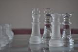 Dame und König im Schach