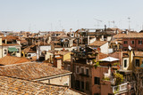 Houses and Rooftops of Venice, Italy
