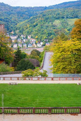 Castl of Heidelberg, Germany