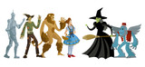 wizard of oz characters - 217792529