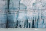 Terminus of Marjerie Glacier, Glacier Bay, Alaska
