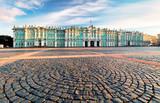 Winter Palace in Saint Petersburg, Russia - 217825746