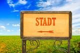 Schild 284 - Stadt - 217831105