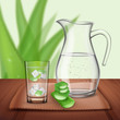 Detox Aloe Drink Composition