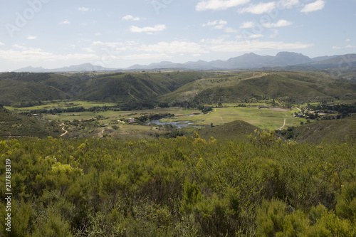 In de dag Landschappen Landscape South Africa