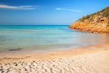 Spiaggia de su Sirboni, Sardegna, Italia